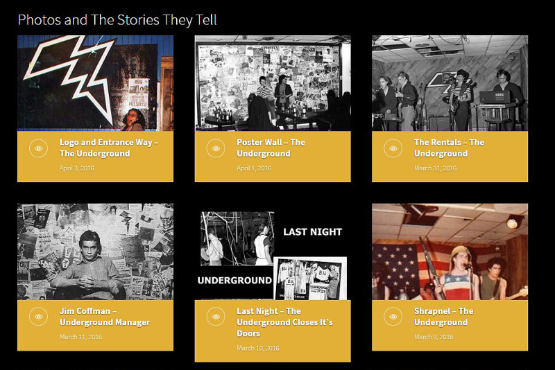 Photos and The Stories They Tell Kino Digital Video