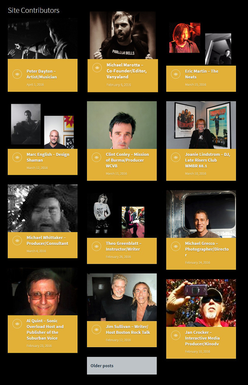 Site Contributors Kino Digital Video